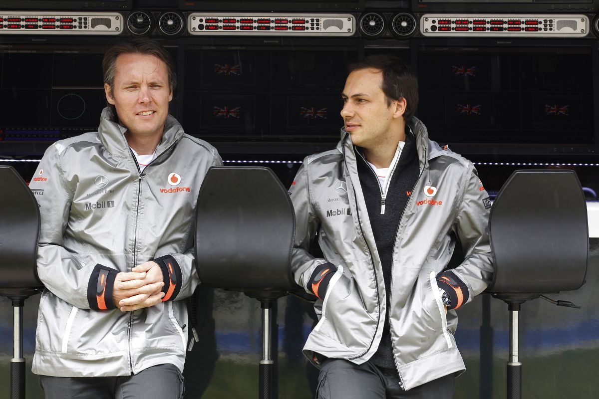"""Bejelentés a McLarentől, de még nem """"az"""": Gary Paffett távozik a csapattól"""