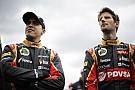 Hivatalos: Grosjean-Maldonado páros 2015-ben is a Lotusnál