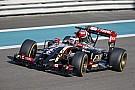 Megint jól teljesített a 18 éves francia tehetség: Ocon Abu Dhabiban is letette a névjegyét a Forma-1-ben
