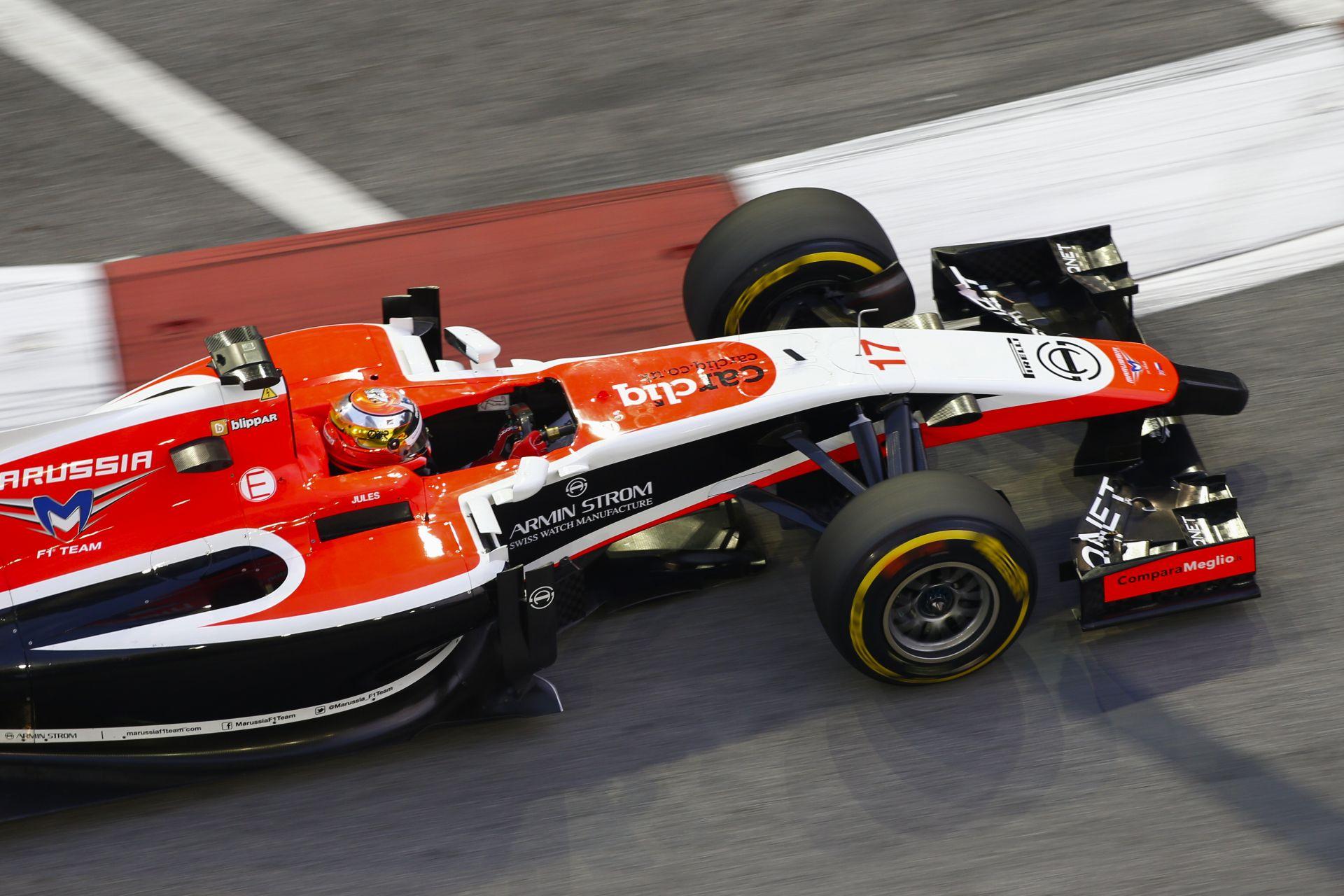 Ecclestone a tragikus baleset ellenére is biztonságosnak tartja a Forma-1-et