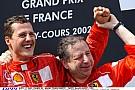 Michael Schumacher 2002-ben ezen a napon lett ötszörös bajnok a Forma-1-ben
