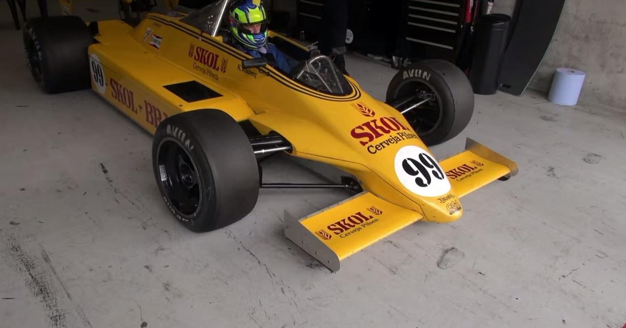Forma-1 a javából: Egészen elképesztő hangok a legendás versenygéptől – V8