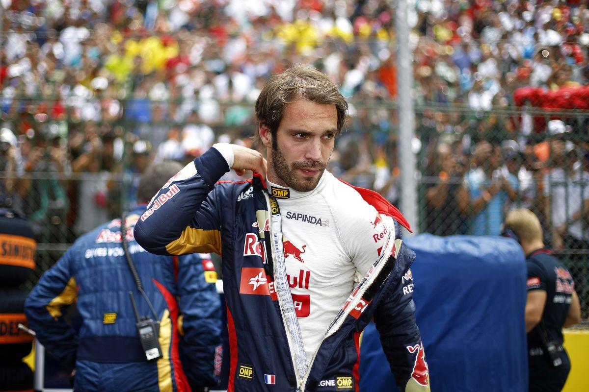 Vergne megerősítette, jövőre nem lesz a Toro Rosso versenyzője!