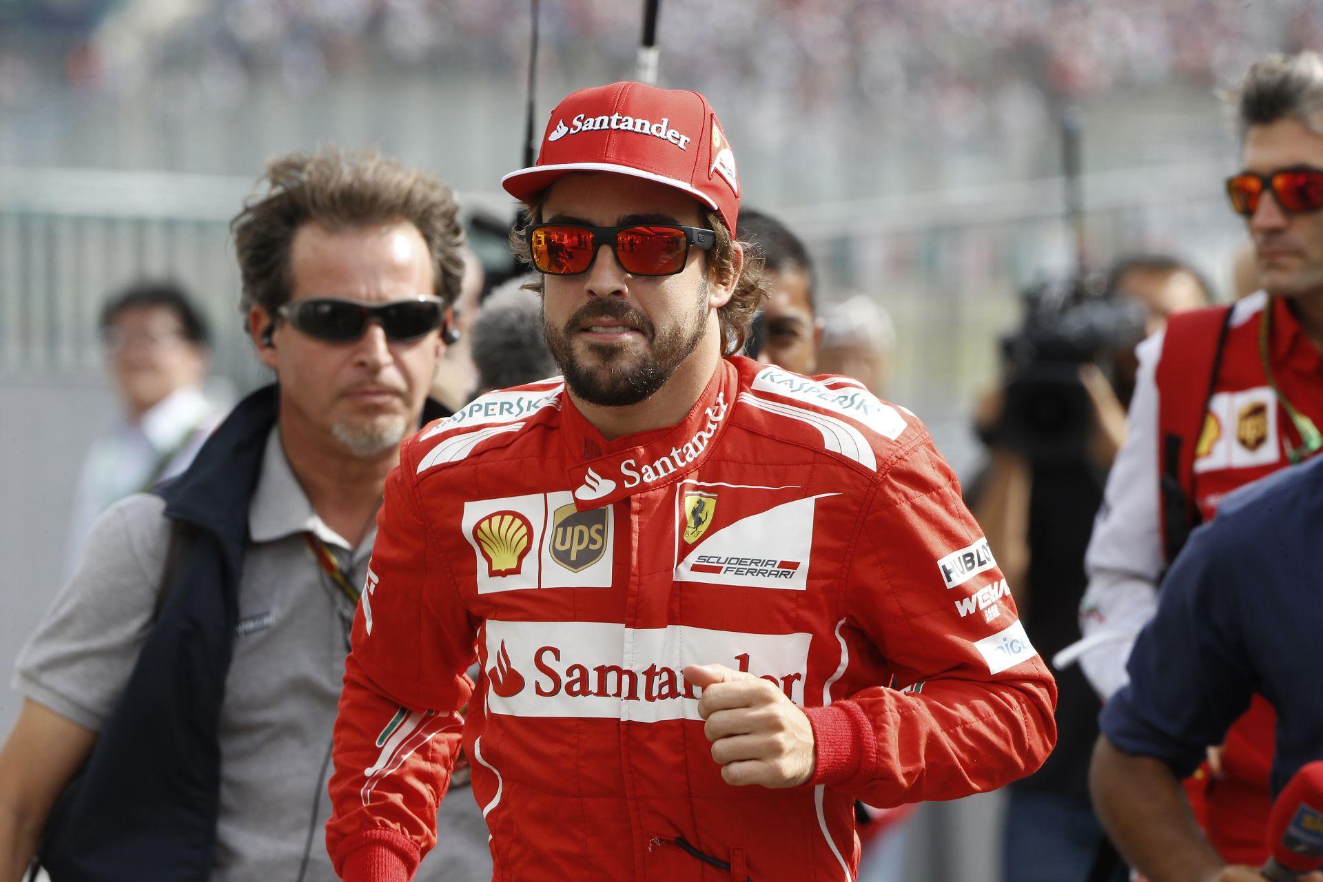 Massa ex-versenymérnöke szerint Alonso valószínűleg minden idők legjobb F1-es versenyzője