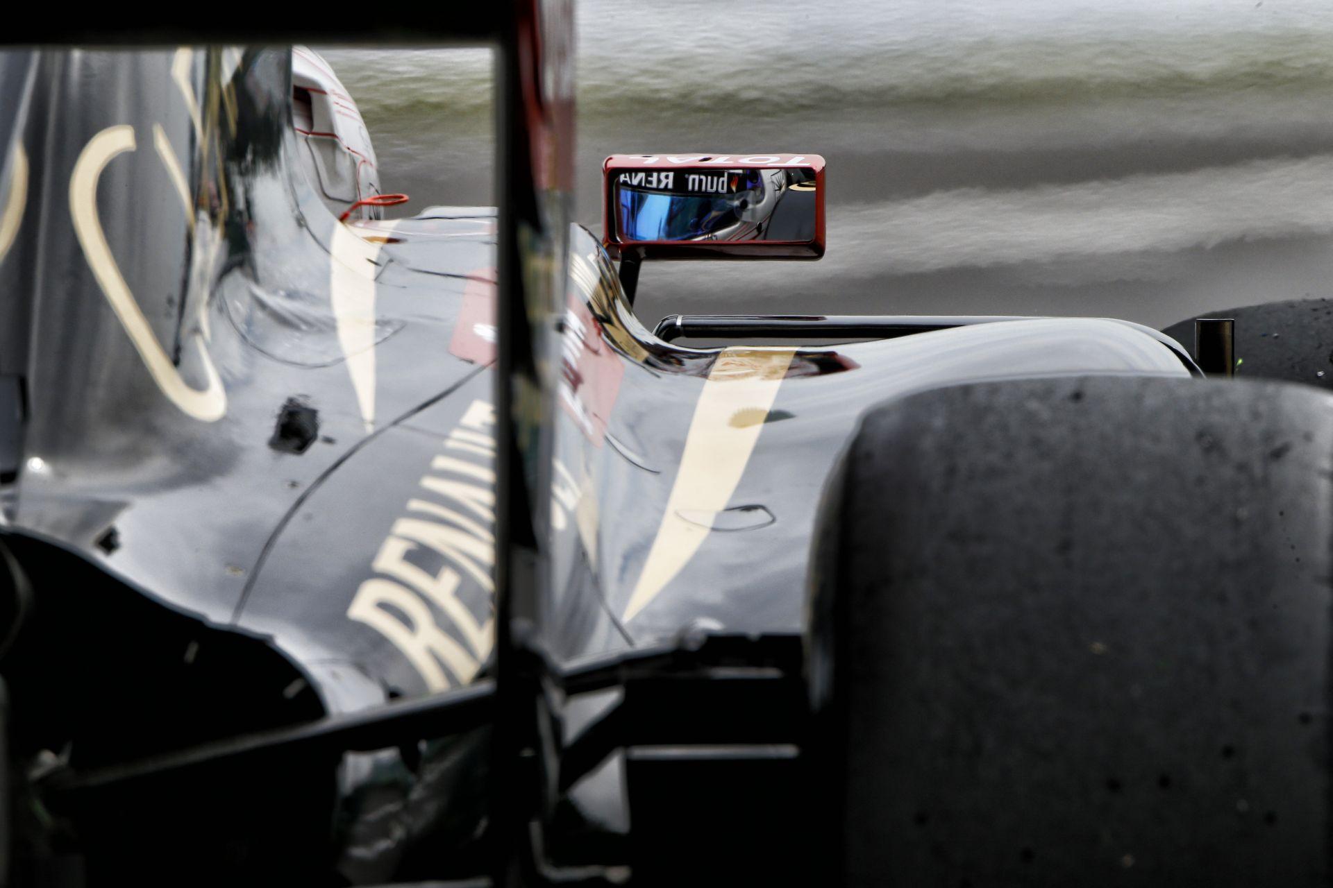 Hivatalos: 2015-től Mercedes motorokkal versenyez a Lotus a Forma-1-ben