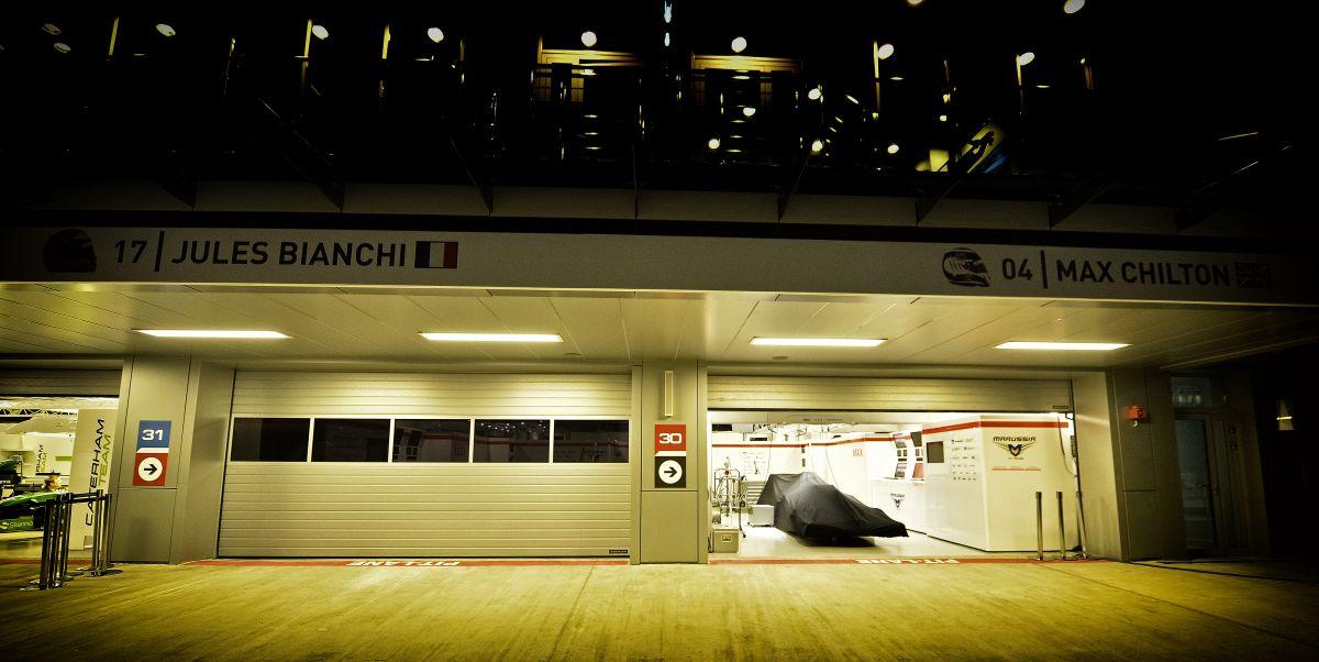 A Marussia felkészült a legrosszabbra is - Rossi csak azért szerepel a listán, mert van szuperlicence