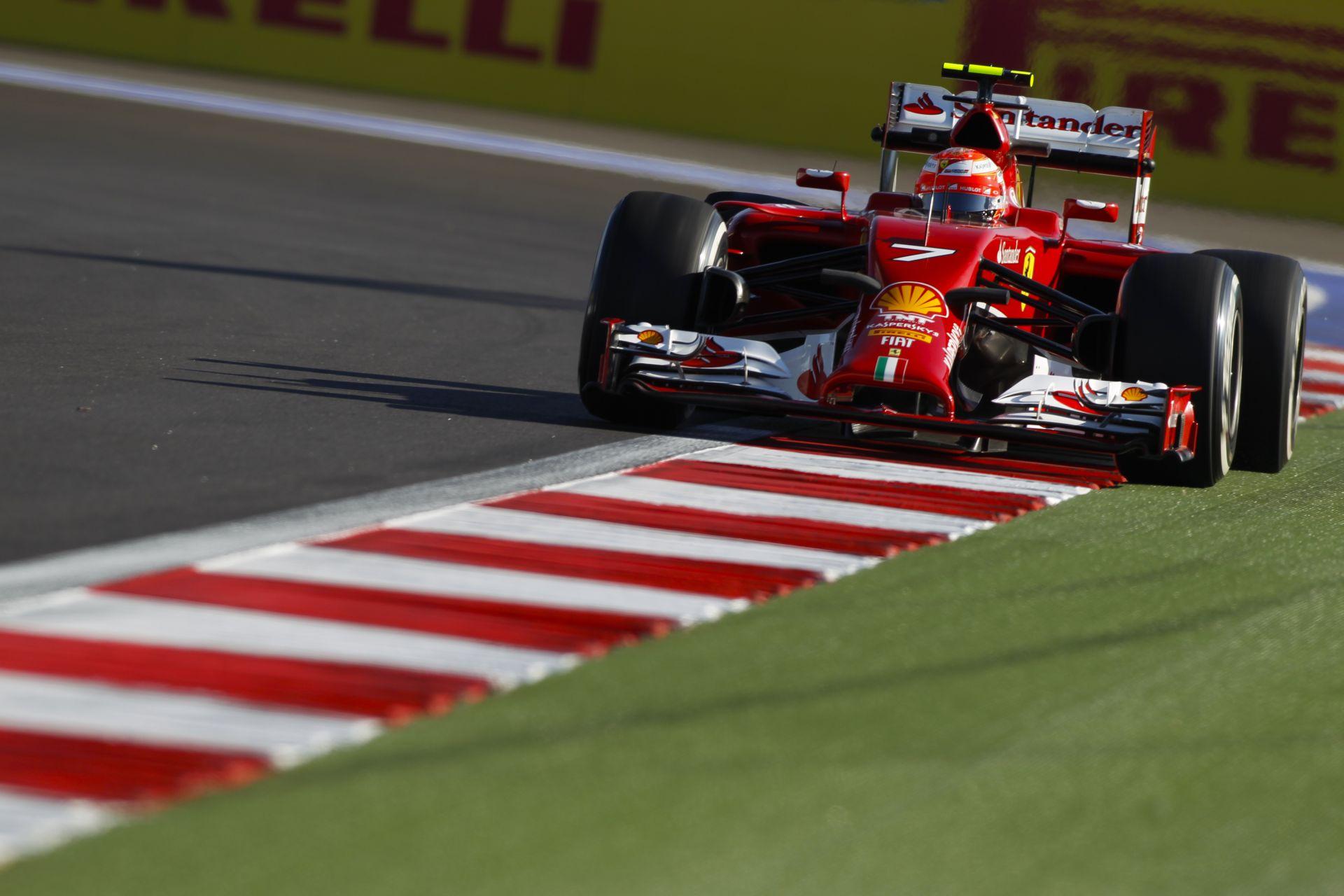 Orosz Nagydíj 2014: Kövesd ÉLŐBEN a harmadik F1-es szabadedzést Szocsiból (10:00)