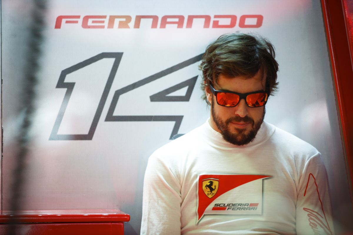 Alonso: jó érzés az autóban, majd átszeled a célvonalat, és 1 másodperccel gyorsabbak nálad