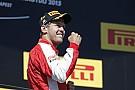 Vettel: Lehetséges, hogy idén bajnokok legyünk a Ferrarival