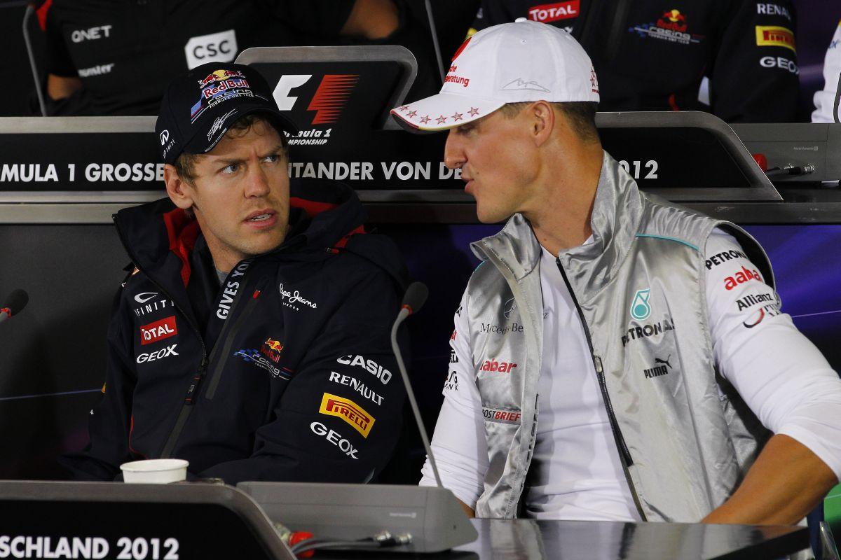 Vettel követi Schumacher nyomdokait, de változtak az idők - még Alonso sem boldogult Maranellónban