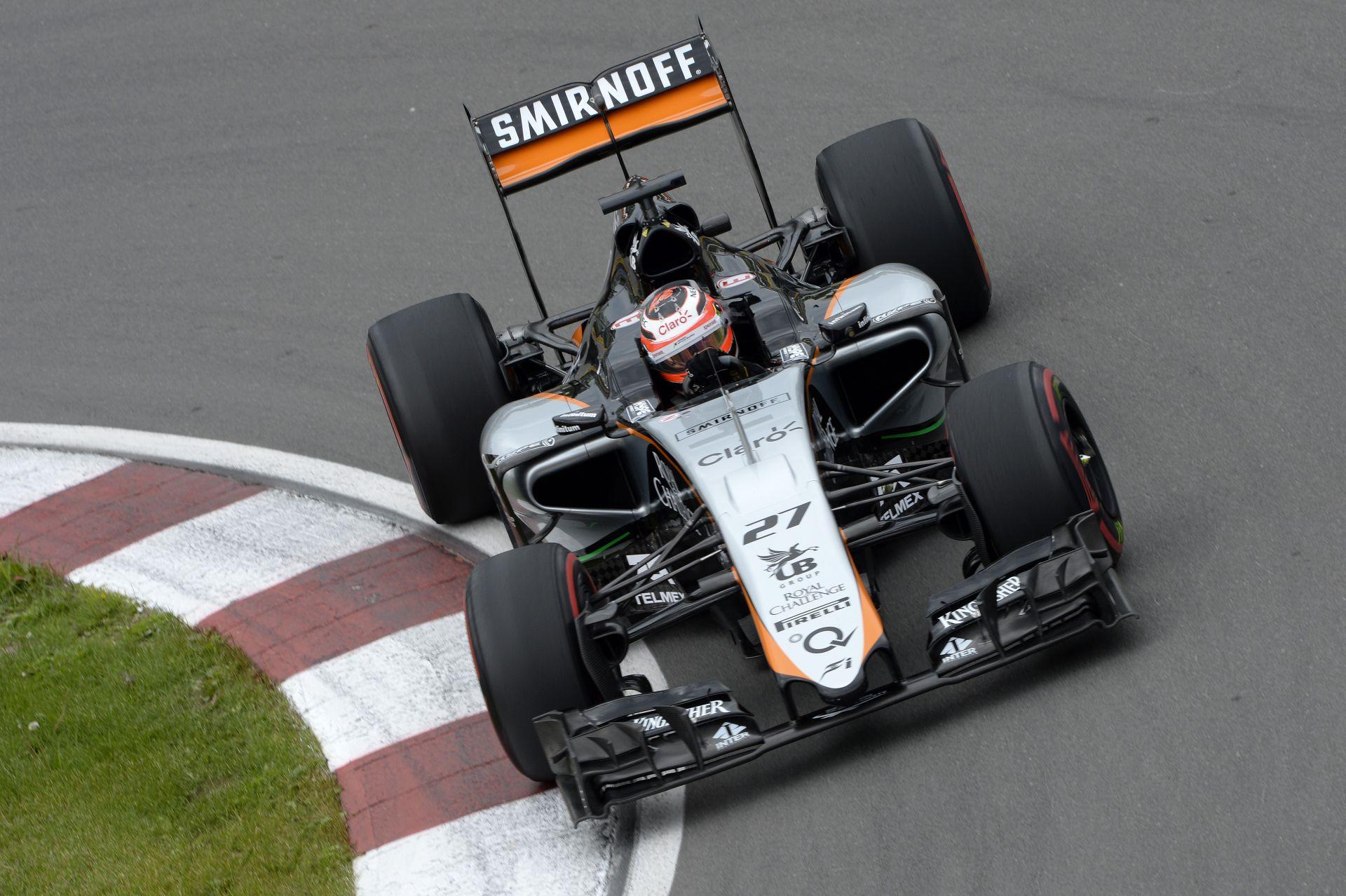 Force India: Ha harc hát legyen harc - Kanadában megmutatjuk!