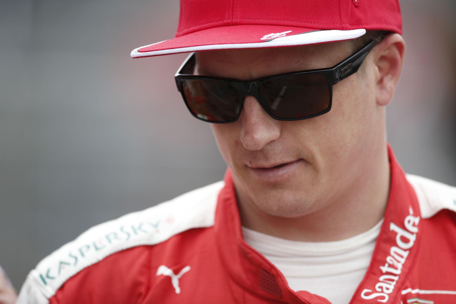Räikkönen: Nem szeretném, hogy a fiam a Forma-1-ben versenyezzen