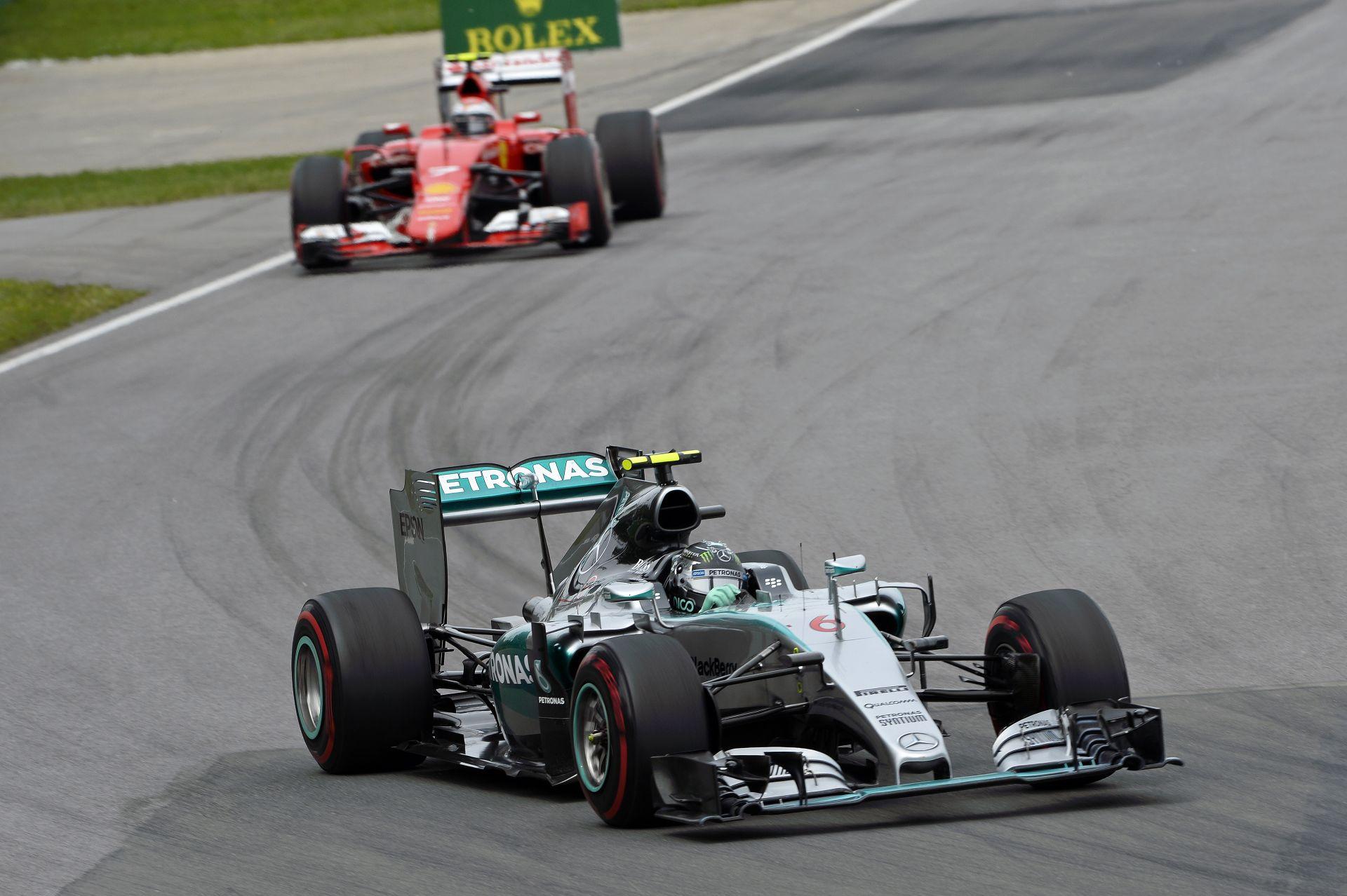 Mercedes: Ne írjuk le még a Ferrarit…
