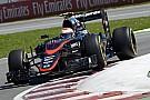 Nagyon jó hír a McLaren-Honda ház tájáról: Átment a törésteszten az új orr