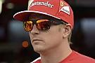 Ferrari: Raikkönen nagy csalódást okozott a rajongóknak, Alonso megcélozta a dobogót