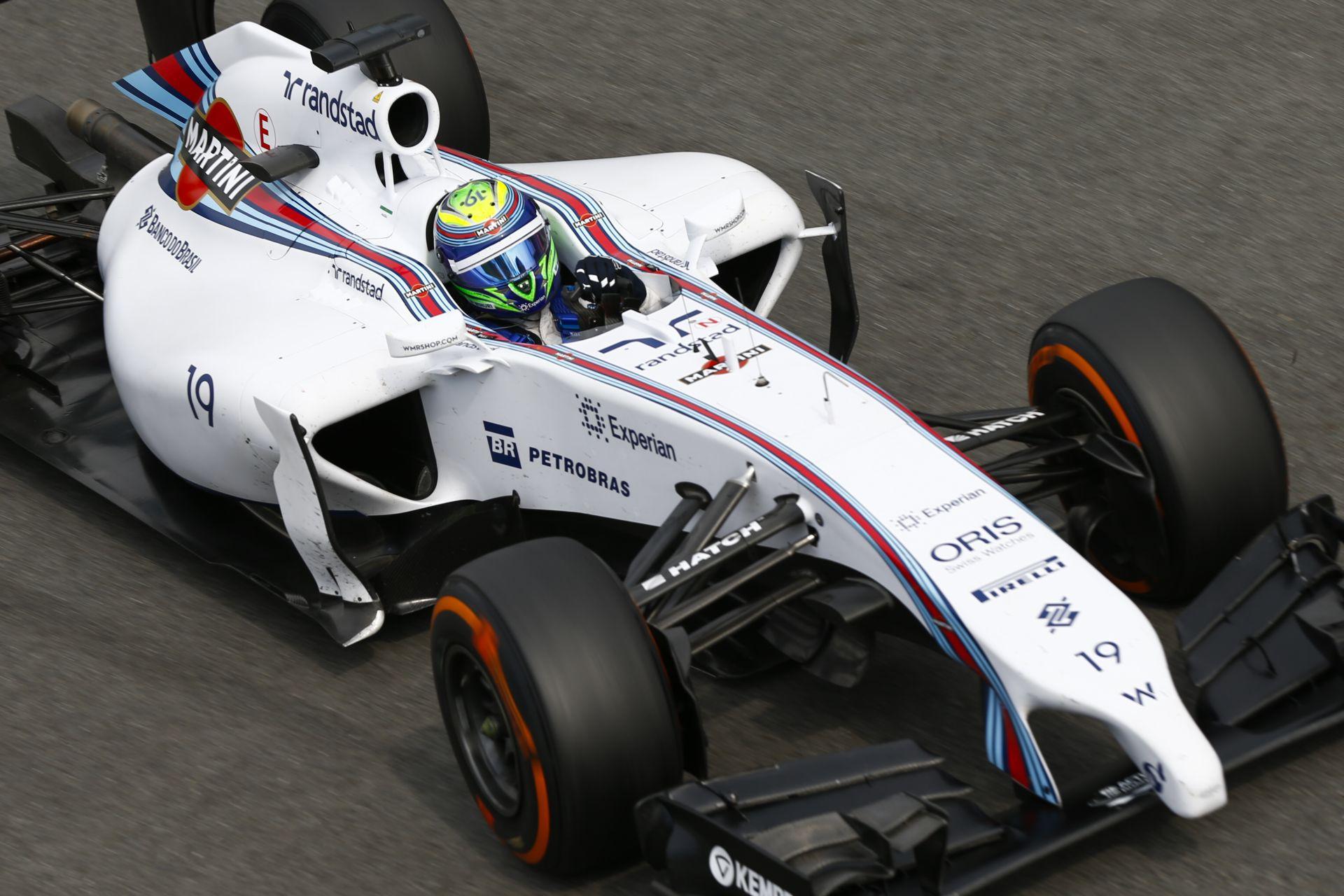 Massa: Meg lehetett volna a harmadik hely, de majd vasárnap!