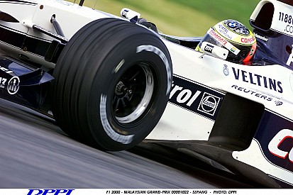 A1-Ring 2000: Ralf Schumacher küldi neki a Williams-BMW-vel