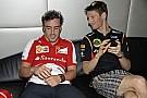 Grosjean: Egy nap a Ferrarinak szeretnék versenyezni a Forma-1-ben!
