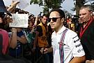 A Williams megkönnyebbült Massa dobogós helyezése után: Végre dobogón a kis brazil