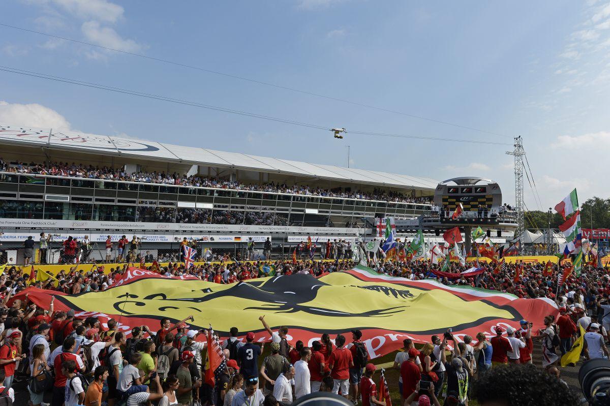 Búcsút intett Európának az F1: képeken az Olasz Nagydíj