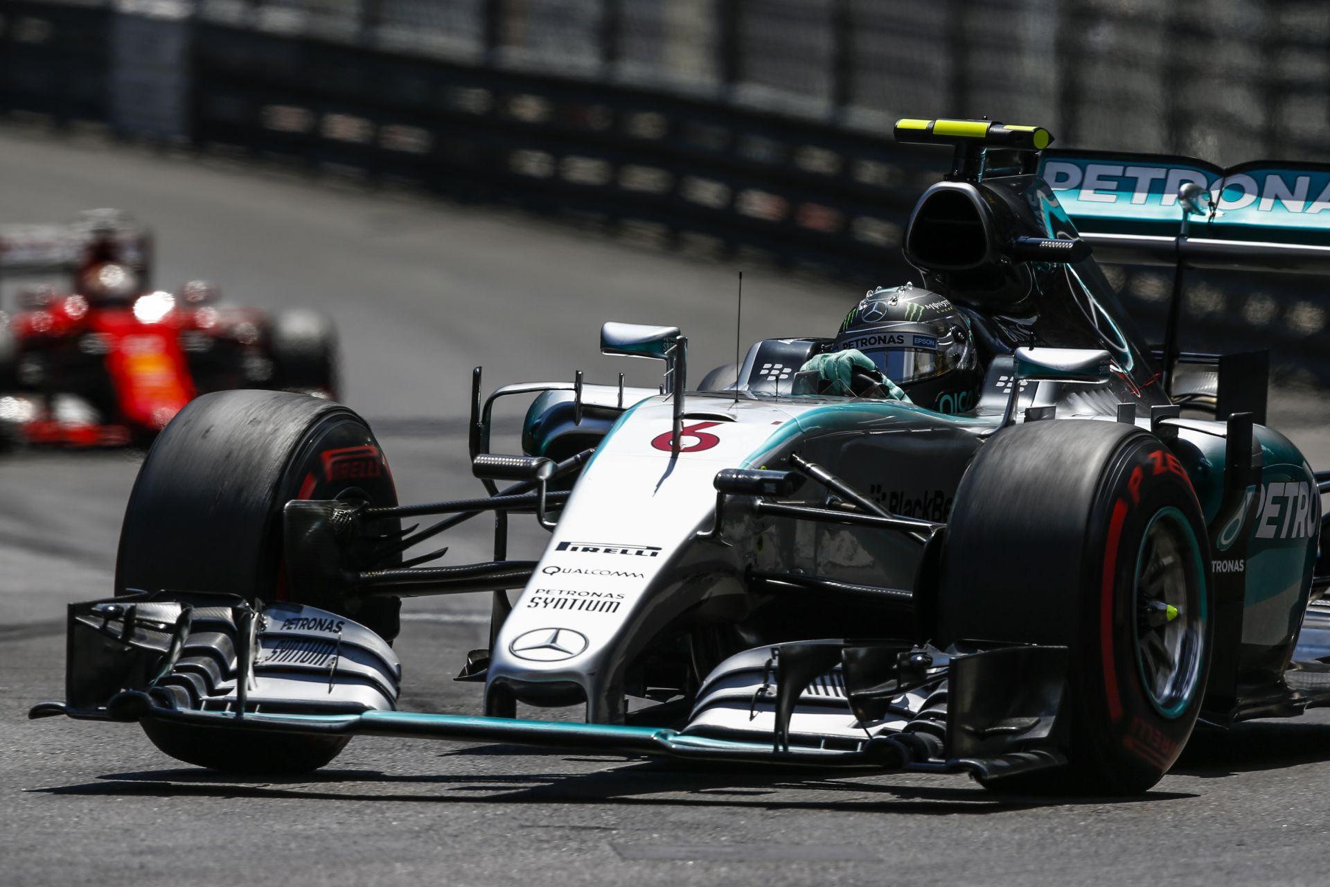Rosberg ismét tart a Ferraritól: Túl közel lehetnek szombaton, és vasárnap