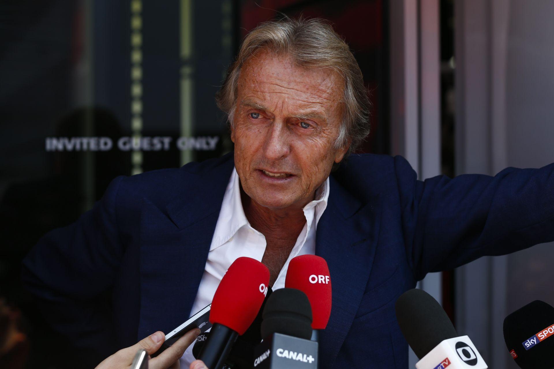 BRÉKING: Távozik Montezemolo a Ferrari elnöki székéből