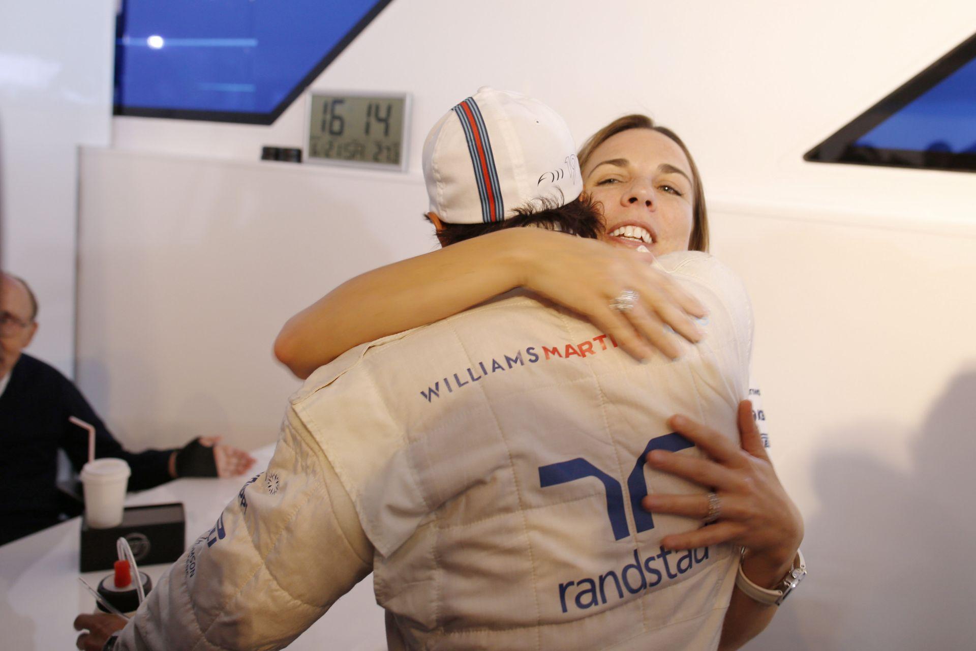 Williams: Massa képes futamokat nyerni és önbizalmat adott nekünk