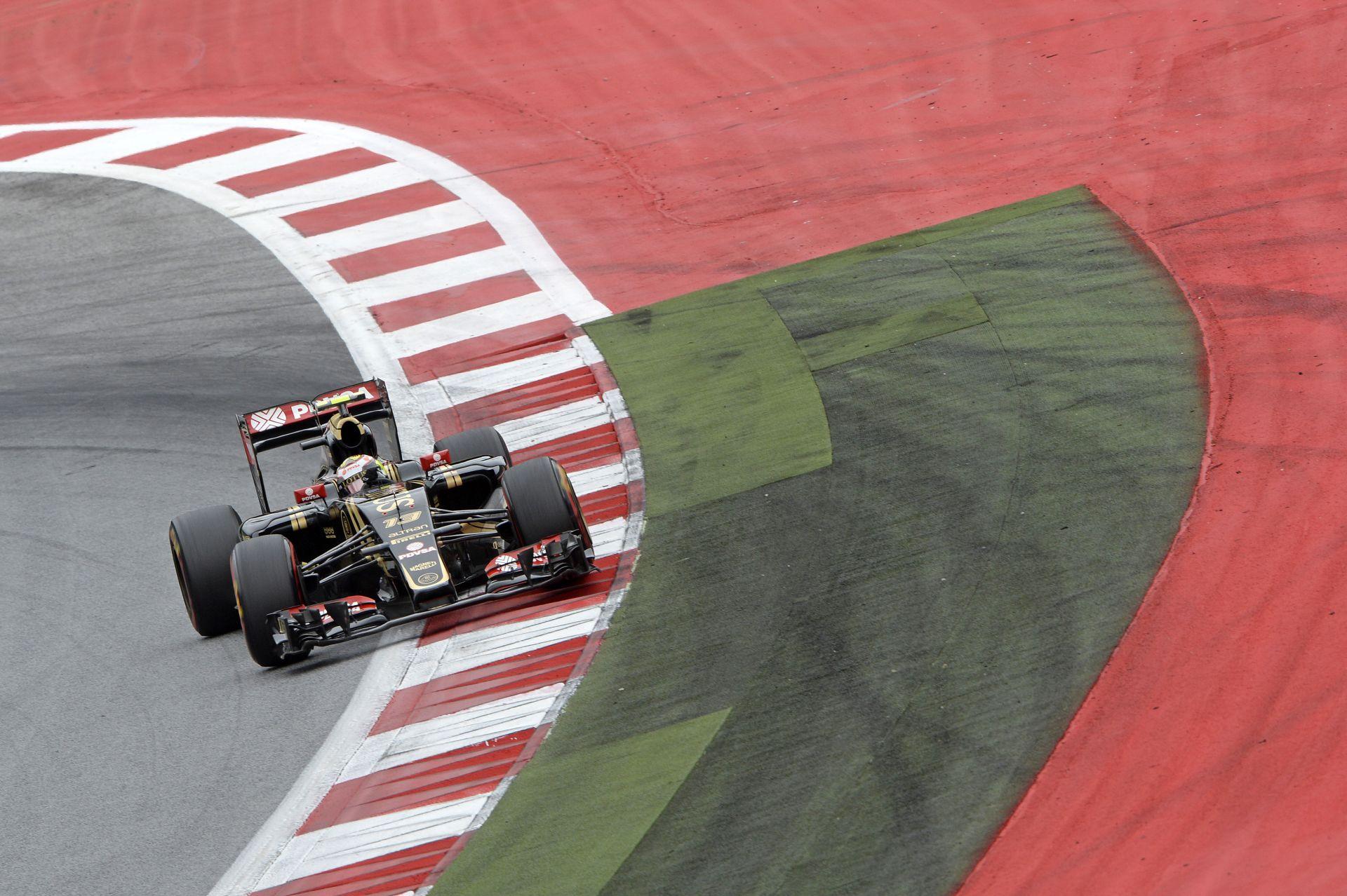 Maldonado ismét pontokban gazdag hétvégét zárt, most épp a Red Bull Ringen!