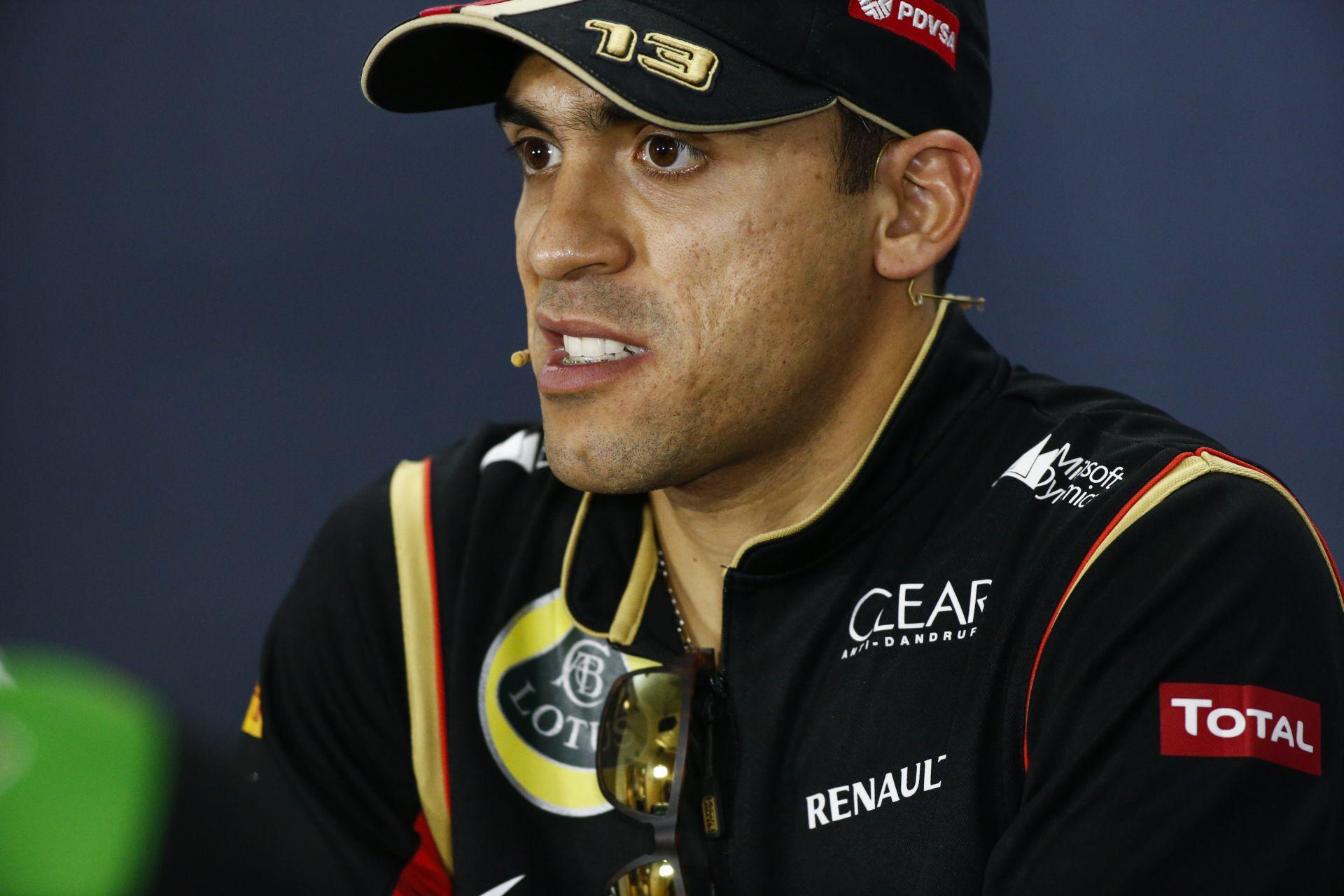 Maldonado a balesetről: Még csak nem is nyomtam neki igazán...