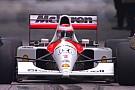 Jenson Button végre egy erős és hangos McLaren-Hondát vezethetett