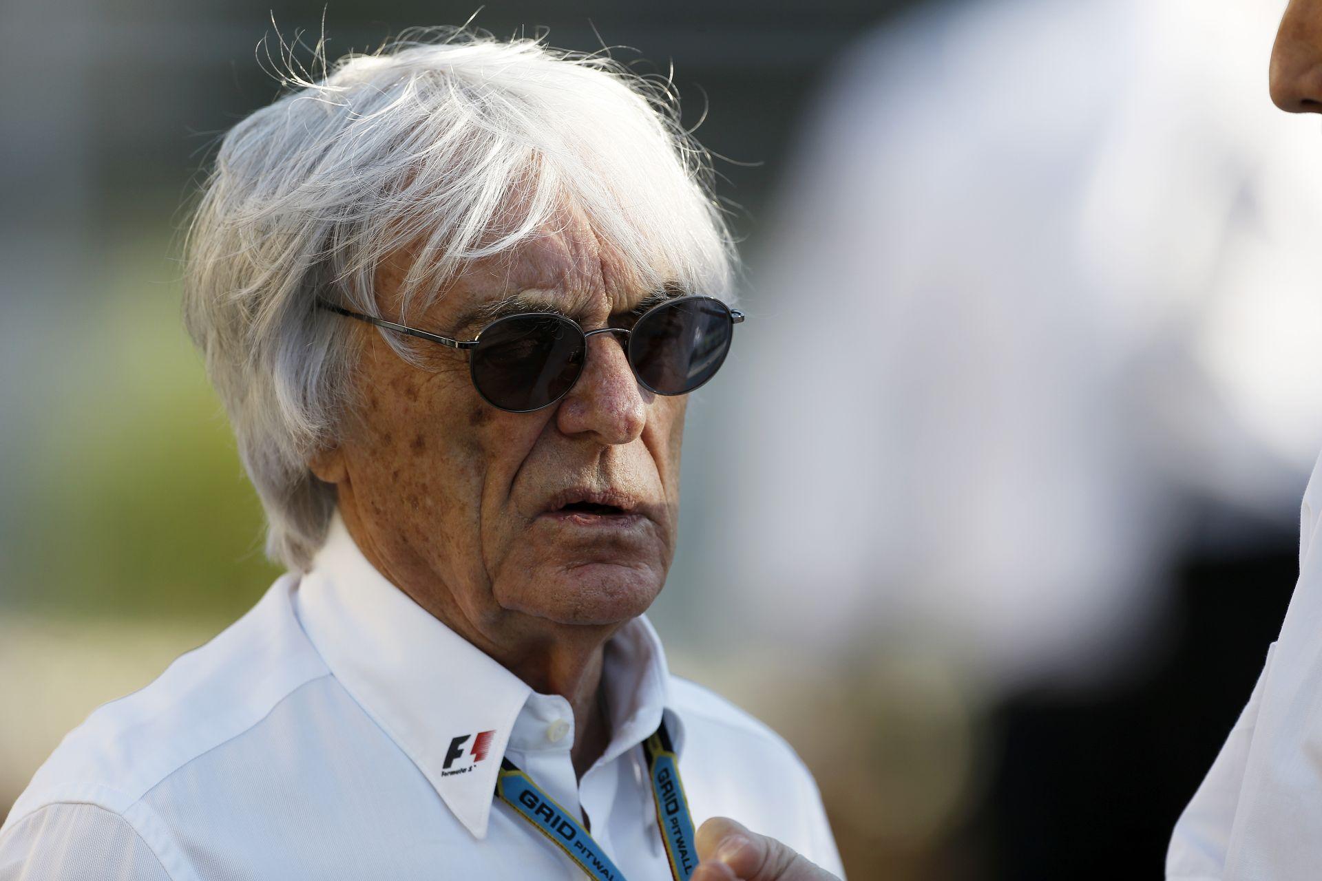 BRÉKING: Nem megy börtönbe a Forma-1 mindenható ura, Bernie Ecclestone