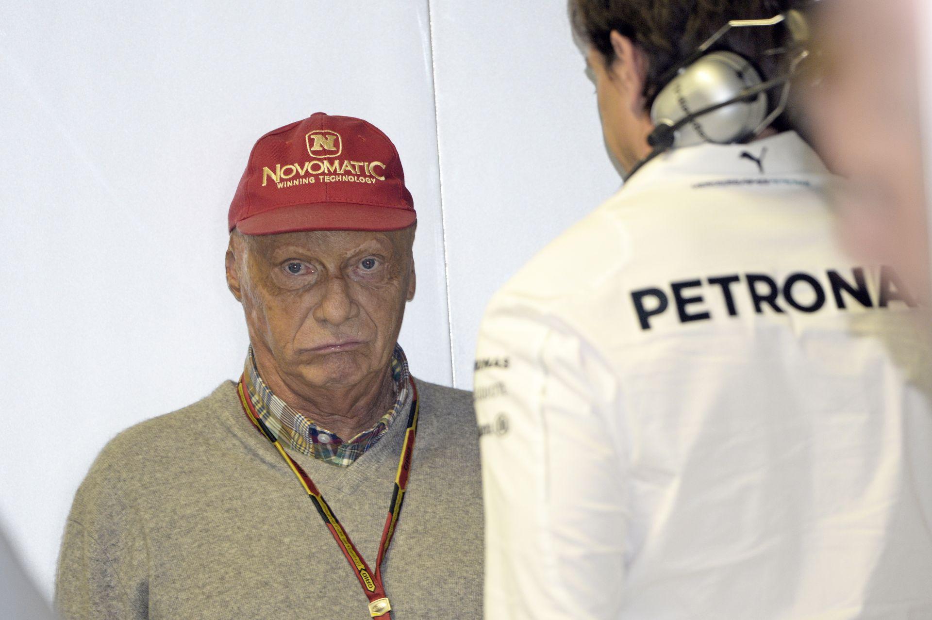 Mercedes: Nem lesz ötödik motor idén a Forma-1-ben!
