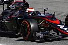Button szerint a McLaren-Honda egy ígéretes pénteket tudhat a háta mögött Barcelonában