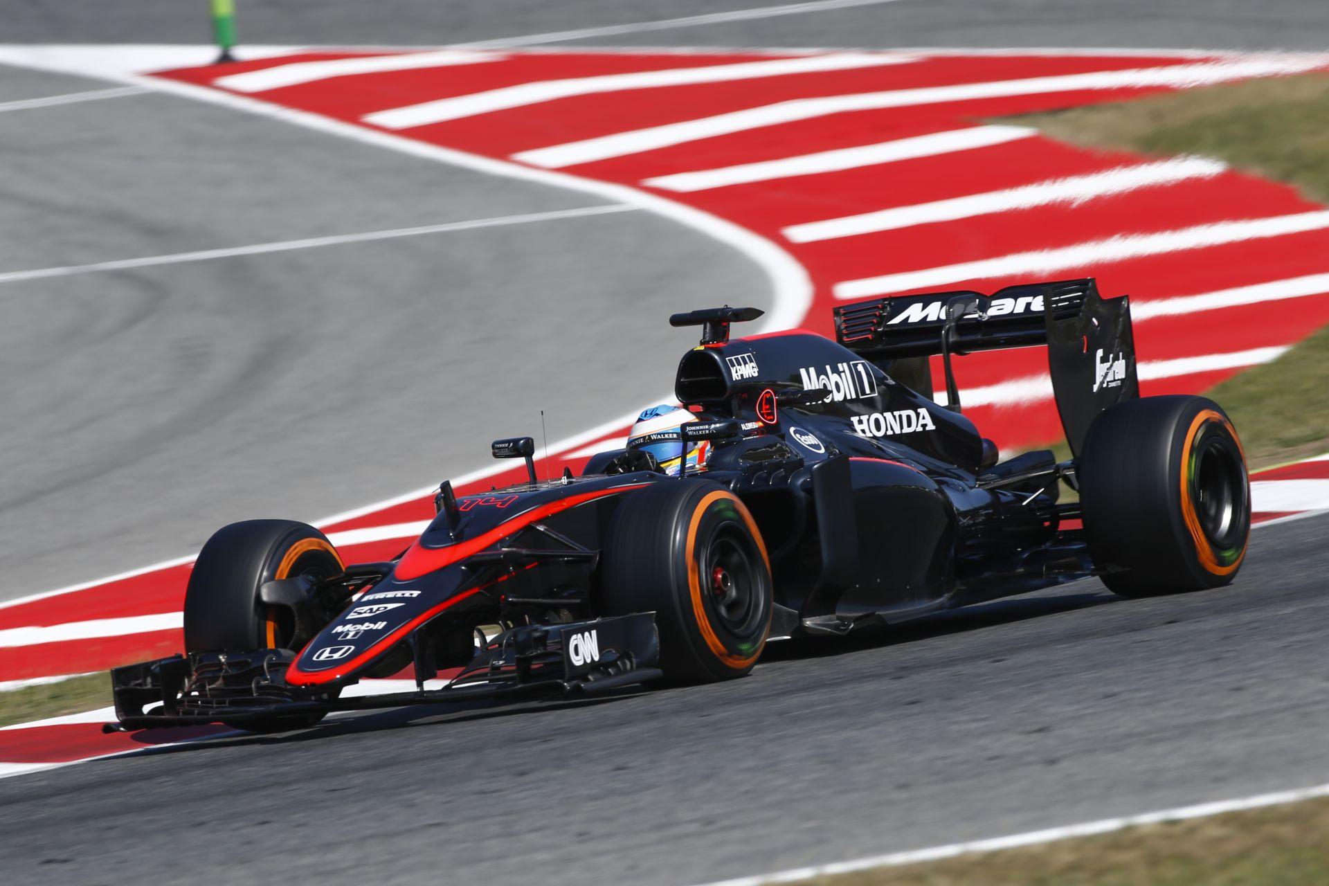 Alonso szerint a nyolcadik vagy a kilencedik hely is meglehetett volna a Spanyol Nagydíjon
