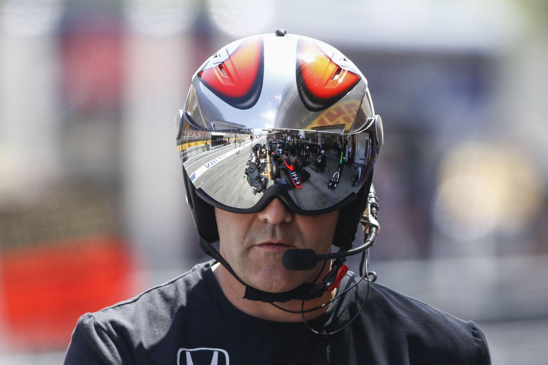 Hamilton: A McLaren-Honda idővel ott lesz a szeren!