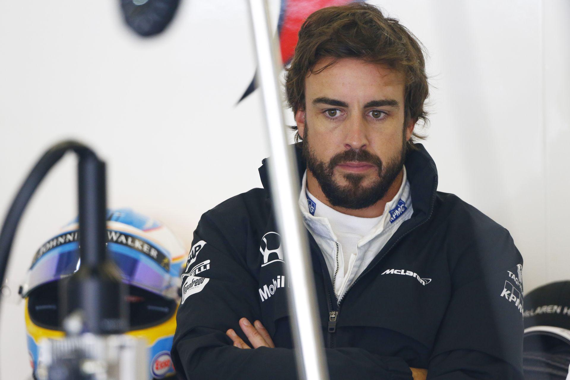 Alonso a McLaren-Hondával egy utolsó fejezetet nyitott a Forma-1-es pályafutásában