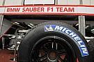 Bombahír a Forma-1 számára: A Michelin kész visszatérni!