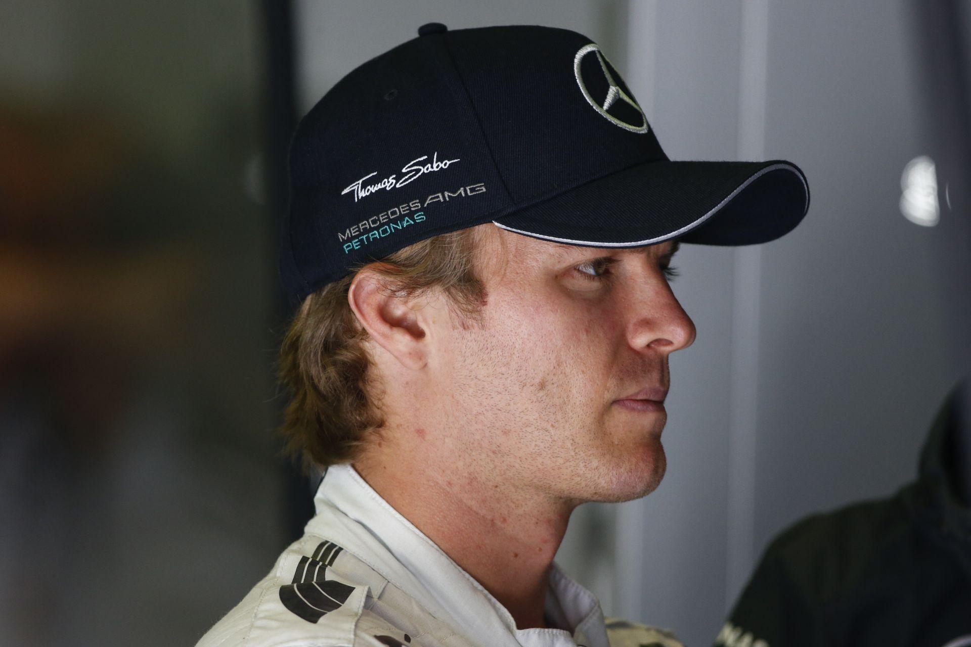Belga Nagydíj 2014: Rosberg volt a leggyorsabb a versenyen