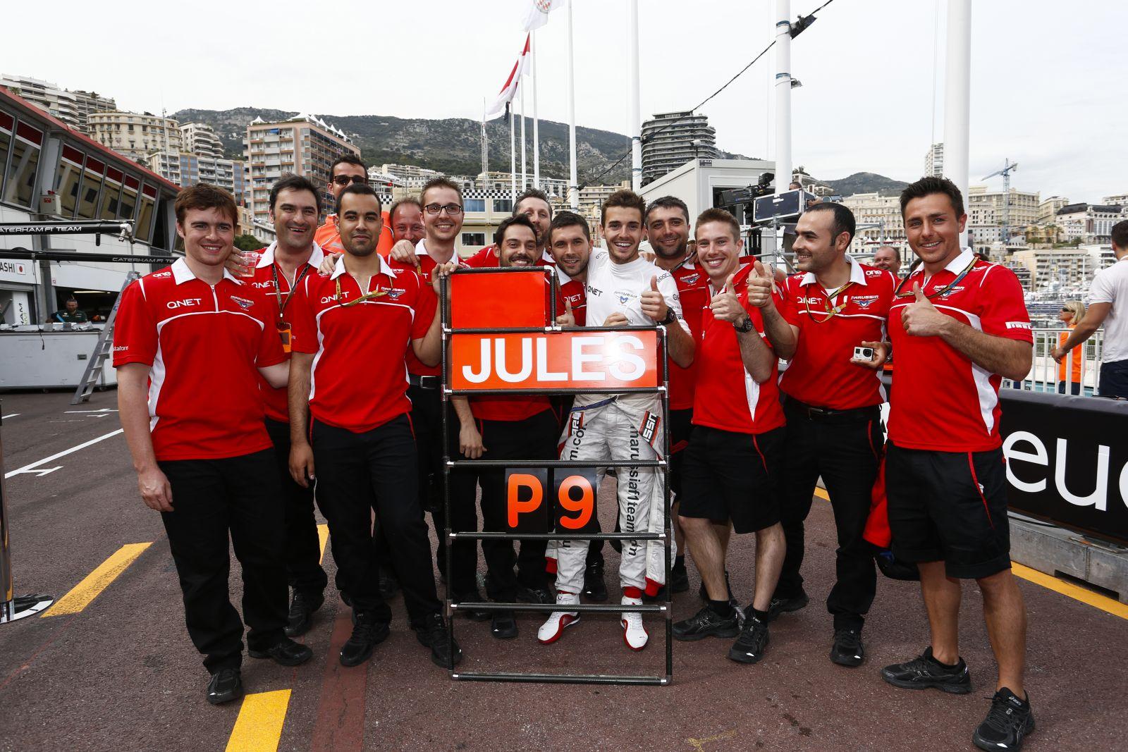 Szomorú, hogy Bianchi nincs ott Monacóban, ahol tavaly csodát művelt