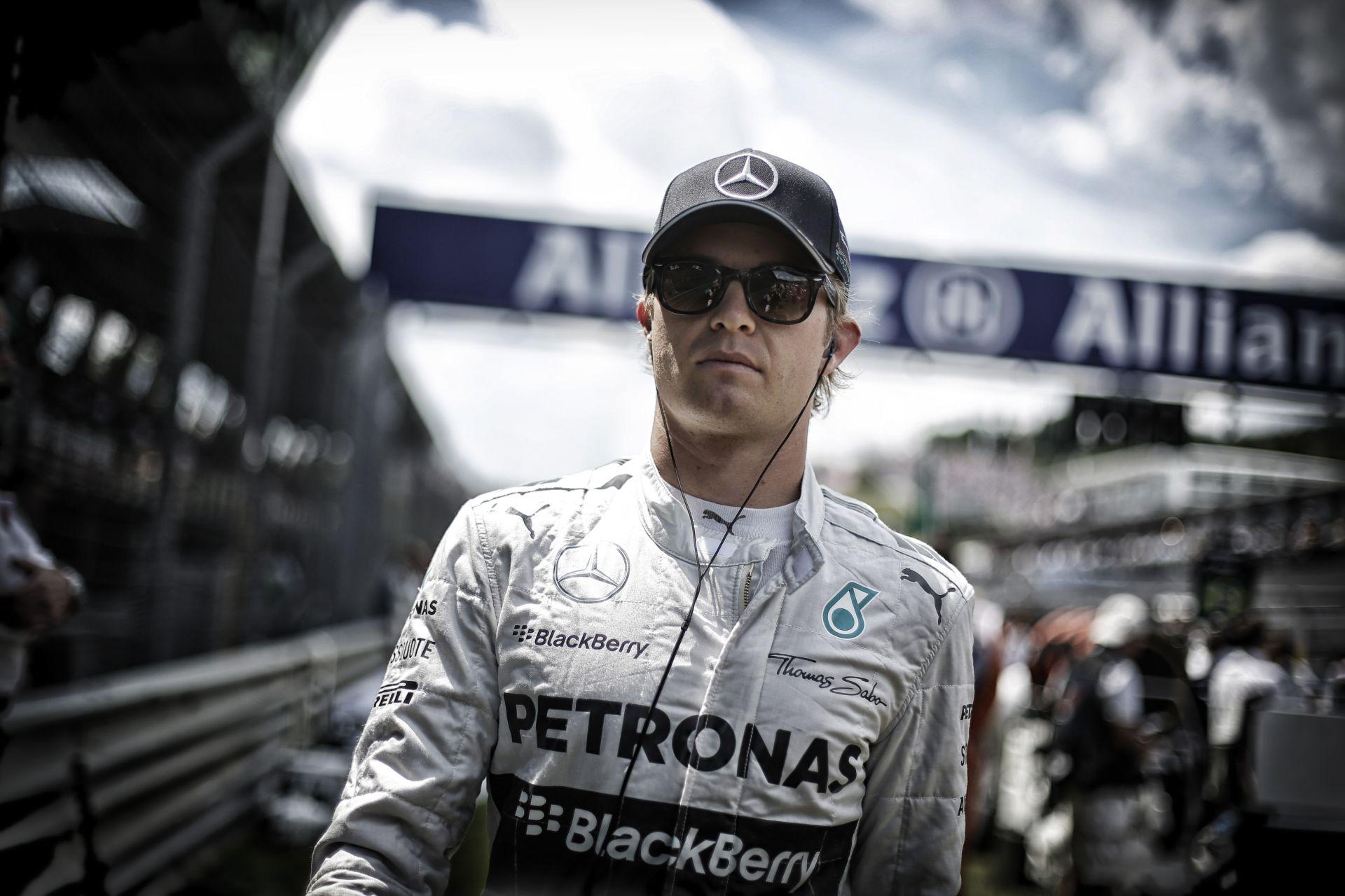 Lesz egy pont, amikor Rosberg már nem fog segíteni Hamiltonnak