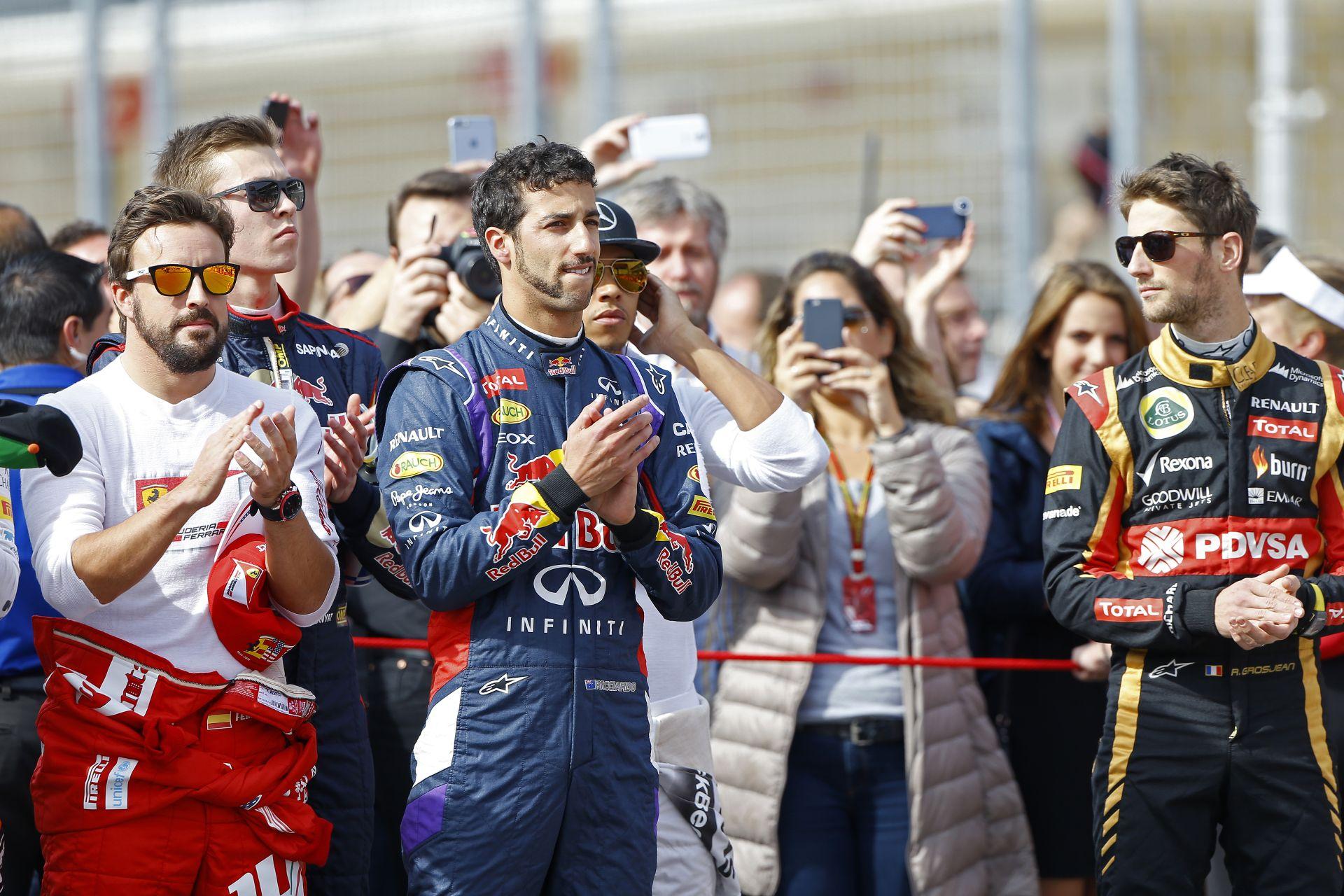 Ricciardo: Alonso és a McLaren vissza fog térni a legjobbak közé!
