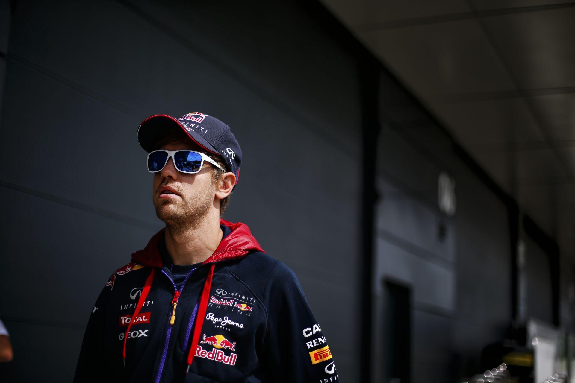 Vettel: Nem zárom ki azt, hogy a Ferrari versenyzője legyek!