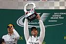 Hamilton nem éri be a kényelmes második hellyel, ebben különbözik Rosbergtől