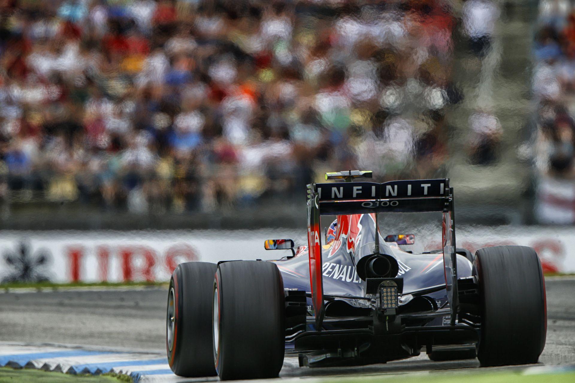 A Red Bull már most komoly hátrányban van a Hungaroringen