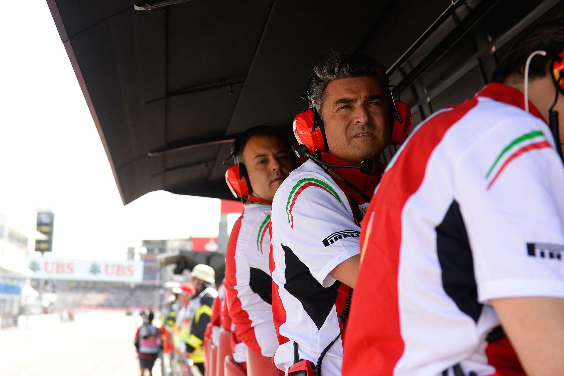 Ferrari: Nem fogjuk azt mondani, hogy 2015-ben, vagy 2016-ban megnyerjük a bajnokságot