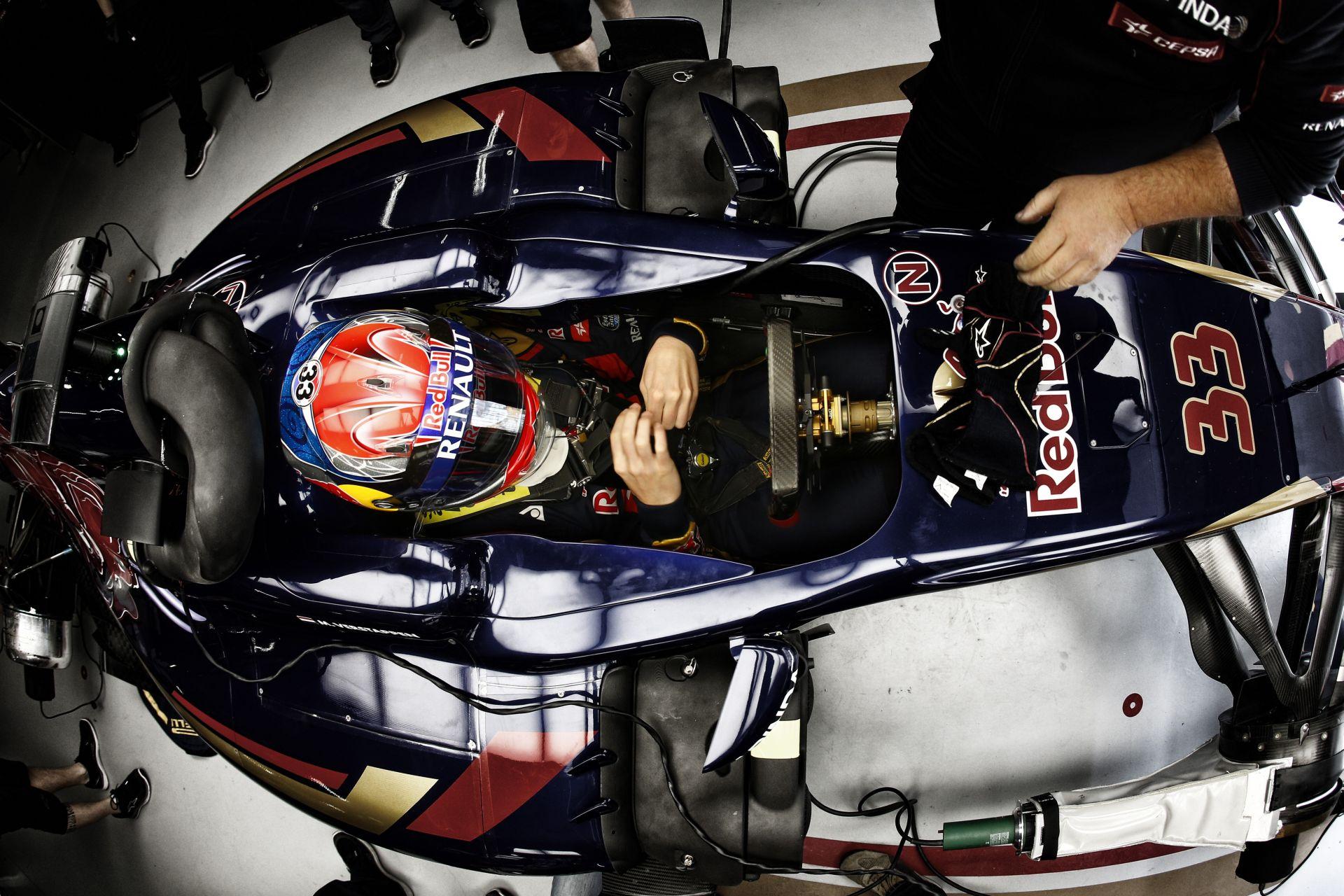 Franz Tost: Max Verstappen miért vezet úgy, mintha már évek óta a Forma-1-ben lenne?