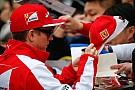 Kimi Räikkönen még sosem érezte ennyire jól magát, egyetlen csapatánál sem!