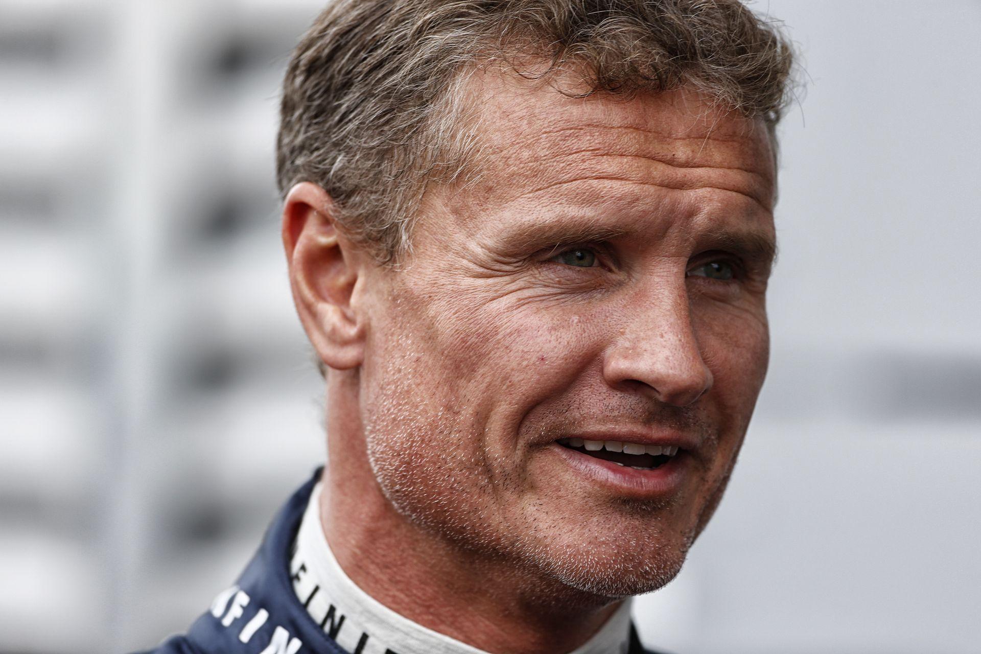 David Coulthard: A hölgyeknek inkább ajánlanám a női bajnokságot, mint hogy egyáltalán ne versenyezzenek
