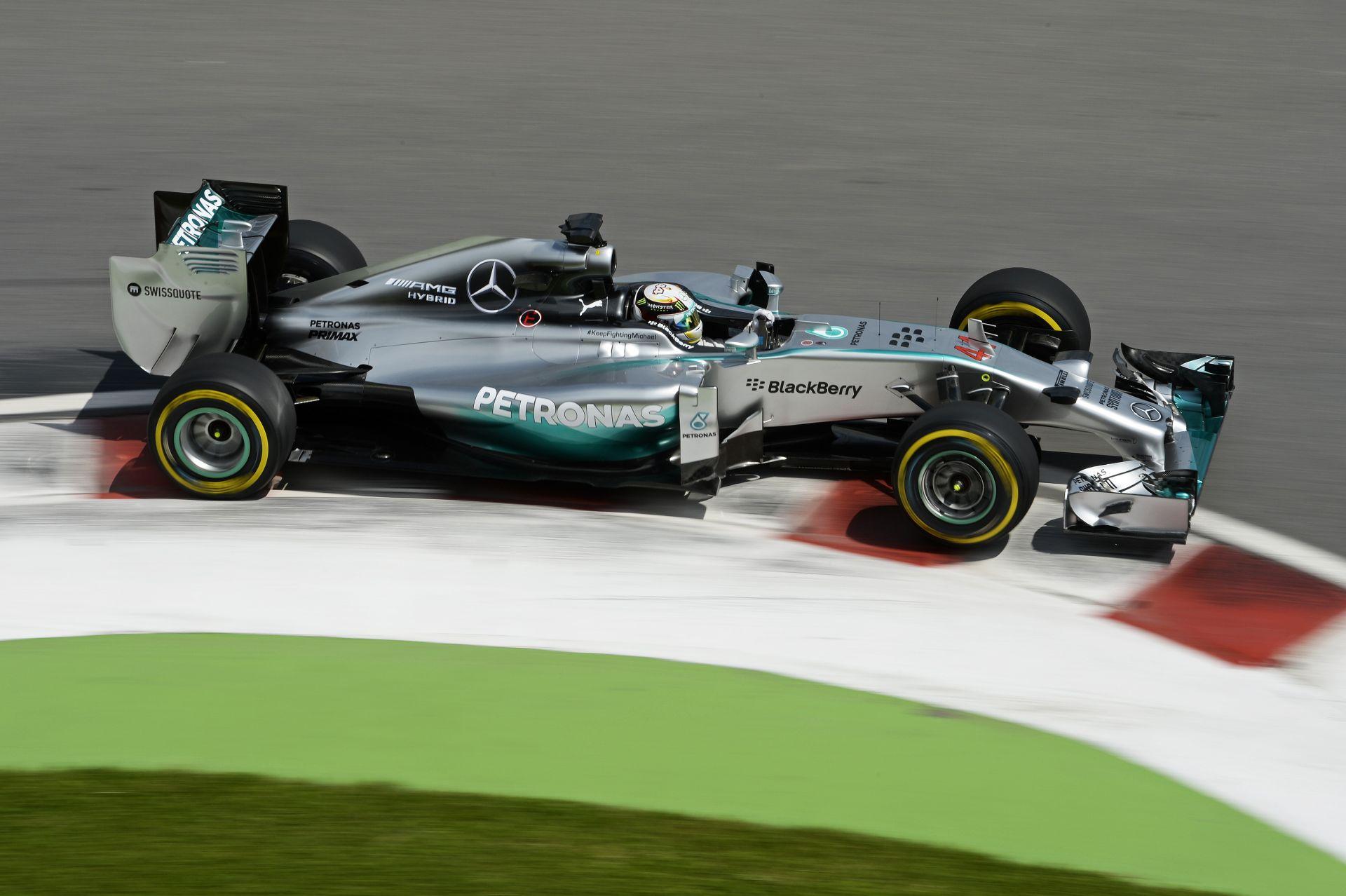Hamilton volt a leggyorsabb az időmérő és Massa, valamint Rosberg előtt Kanadában! Alonso 4., Ricciardo 5., Raikkönen 6.