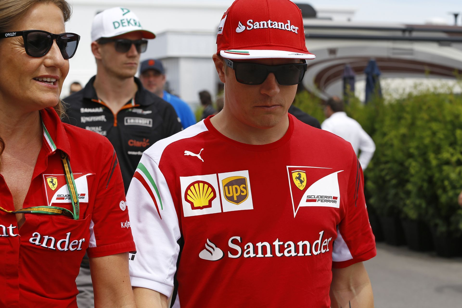 25 millió euróba kerülne Raikkönen menesztése a Ferrarinál?